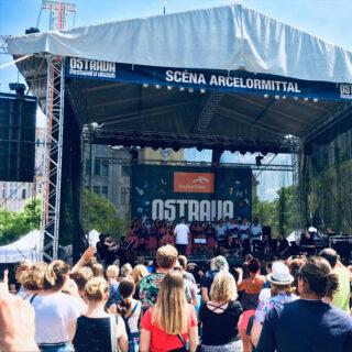 Festival v Ulicích – Ostrava